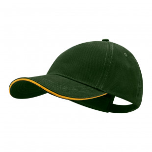 Trumper Baseball Cap with Sandwich Peak