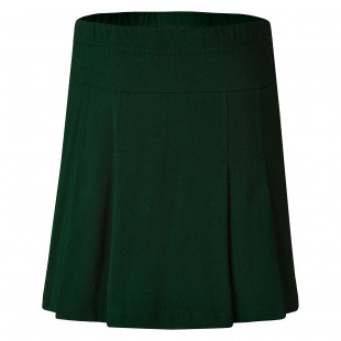 Fraser Pleated Sport Skirt with Short