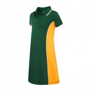 Harper Polo Dress