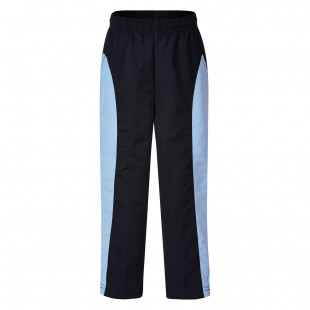 Rowley Straight Leg Pant with Front Panel