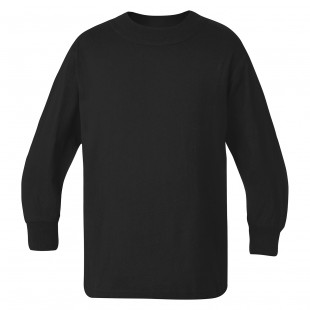 Eyre Plain Long Sleeve T-Shirt