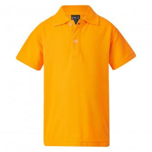 Higgins Classic Plain Polo (Short Sleeve)
