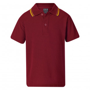 Johnston Classic Twin Stripe Polo