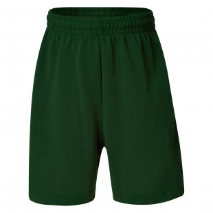 Richards Rugby Knit Shorts with Zip Pocket