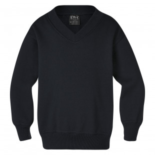 Baudin Fleecy V-Neck Sweat Shirt