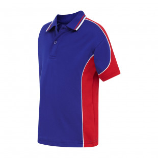 Duffield Side Panel Sports Polo
