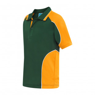 Dutton Round Panel Sports Polo