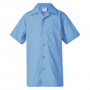 Deakin Boys' Short Sleeve School Shirt