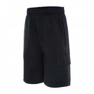 Phillip Boys' Gaberdine Cargo Shorts